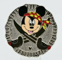 Disney Pin Trading Mickey Mouse Pirates of the Caribbean Ride 2007 33