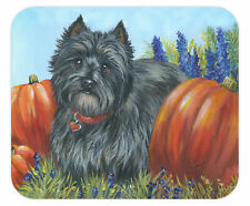Precious Pet Mousepad - Cairn Terrier Autumn ~ Charity!