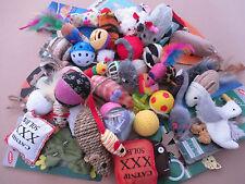 20 x Katzenspielzeug Spielzeugset