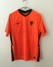 Netherlands euro 2020 Soccer Jersey Men Size L CD0712-819
