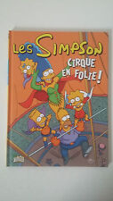 BD LES SIMPSON - CIRQUE EN FOLIE ! - JUNGLE