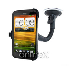 Soporte Coche con Ventosa de Gel para HTC ONE X, Car Holder a0630