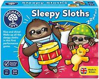 Orchard Toys SLEEPY SLOTHS Educational Toy Game BN