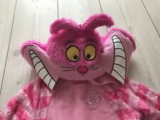 Disney Alice in Wonderland Cheshire Cat Fancy Dress Costume Age 7/8 Y Book Day