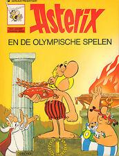 ASTERIX EN DE OLYMPISCHE SPELEN - Uderzo/Gosginny (1987)