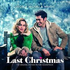 George Michael & Wham - Last Christmas OST [CD] Sent Sameday*
