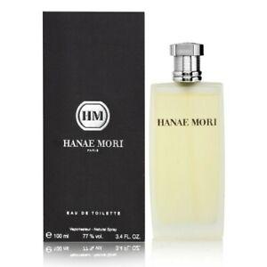 Hanae Mori Hm Eau De Toilette Hommes Neuf 100 ml