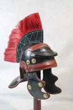 Leather Roman Centurion Helmet