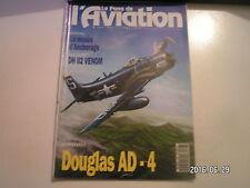 **g Fana de l'aviation n°267 Douglas AD-4 Skyraider  Lifting body  DH-112 Venom