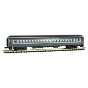 N - MICRO-TRAINS 160 00 130 NEW YORK CENTRAL 78' Heavyweight Single-Window Coach