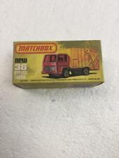 1979 Matchbox Refuse Truck