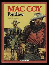 MAC COY n°12   L'Outlaw     PALACIOS / GOURMELEN   DARGAUD  EO 1984