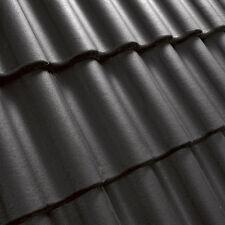 Dachziegel Dachsteine Beton  *Doppel S*   schwarz  30 Jahre Garantie  1.Sorte