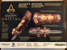 Assassin's Creed Origins ASSASSIN'S BRACER Hidden Blade - Cosplay - NIB