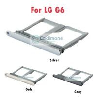 NEW For LG G6 H870 H871 H872 LS993 VS998 Nano Sim Card Tray SIM Tray Slot Holder