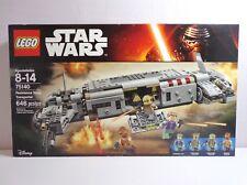 Lego Star Wars Ep 7 75140 Resistance Troop Transporter New in Sealed Box