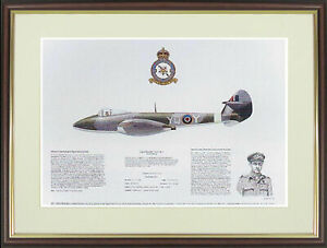 Gloster Meteor Mk F.1 by M.A.Kinnear - NGAP14