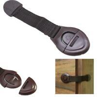 Toddler Baby Kid Child Safety Lock Proof Cabinet Drawer Fridge Cupboard Door- 5