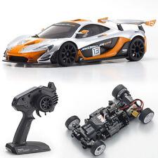 NEW Kyosho MINI-Z RWD McLaren P1 GTR SIL/ORNG Touring Car MR-03 RS FREE US SHIP