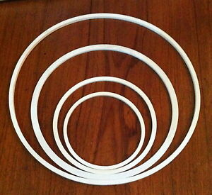 2 x 16.5cm Hoop Ring Dream Catcher Supplies Crafty Things to do in isolation!