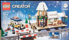 LEGO Creator Winter Village Station (10259) New Sealed Box