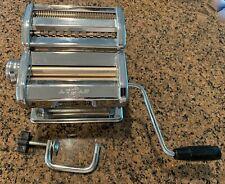 """Marcato Atlas """"Model 150""""  Pasta Noodle Maker Machine (perfect condition)"""