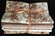 McCall's Quilt For A Cure Rhapsody In Brown Kit 100% Cotton Northcott Ivory