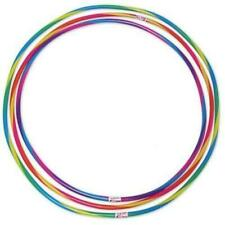 Striped Multicolour Hula Hoops for Kids Adults Abs Exercise Gym Training Fun