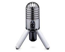 Samson METEOR Mic USB Studio/podcast Mikrofon-chrome