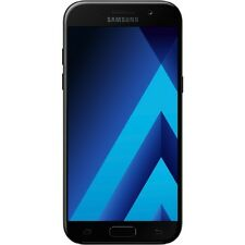 Samsung Galaxy A5 (2017)  A520F DUAL SIM SKY BLACK FACTORY UNLOCKED SMARTPHONE