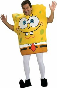 Rubie's Spongebob Squarepants Adult Costume