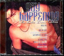 GAY HAPPENING - THE LATIN DANCE EDITION - CD COMPILATION [2161]