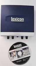 Lexicon alpha