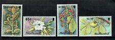 Montserrat 1982 Plant Life SG528/31 MNH