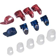 Guitar Starter Kit Includes 8 Pieces Guitar Thumb and Finger Picks (Metal a O2D5