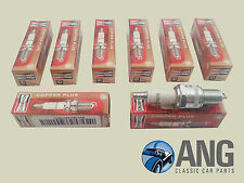 ROVER SD1 3.5 V8, LANDROVER 90/110 V8 CHAMPION N12YC COPPER CORE SPARK PLUGS x 8