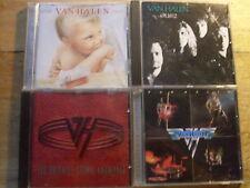 Van Halen [4 CD Alben] I + OU812 + 1984 + For Unlawful Carnal Knowledge