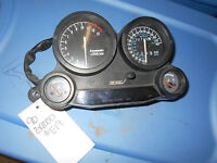 kawasaki zx1000 1000 zx-10 ninja speedometer dash gauges panel 88 89 1990 1988