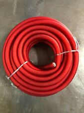 4 Gauge Wire red matt Amplifier Power/Ground 4 Ga Amp Wire 25 Feet Cable Roll