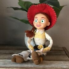"Disney Pixar Toy Story Jessie Plush Doll 16"" Applause ~ Rare Original 62959"