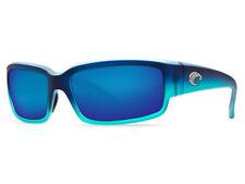 NEW Costa Del Mar CABALLITO Matte Caribbean Fade & 580 Blue Mirror Plastic 580P