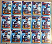 Ken Griffey Jr 1990 Topps #336 Seattle Mariners HOF 15ct Card Lot