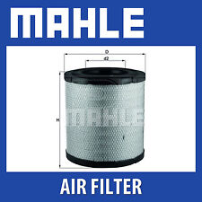 MAHLE Air Filter - LX3054 (LX 3054) - Genuine Part
