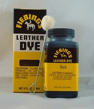 Fiebing's Leather Dye BLACK