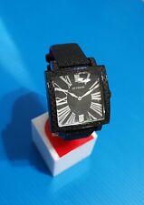 gf ferrè watch swiss made luxury salamandra nera case square 36,6mm