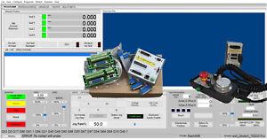 Netzwerk CNC Steuerung mit MPG KIT incl. Software Mach4  Vollversion