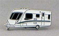 CARAVAN - PIN BADGE  - CAMPING HOLIDAY TOURING (NB-07)