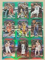 2019-20 Panini Prizm Green Parallel You Pick Veteran Player Complete Your Set