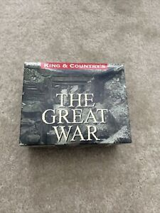 The Great War FW014 WW1 Standing Rifleman King & Country