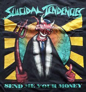 Suicidal Tendencies - Send me your money T-Shirt